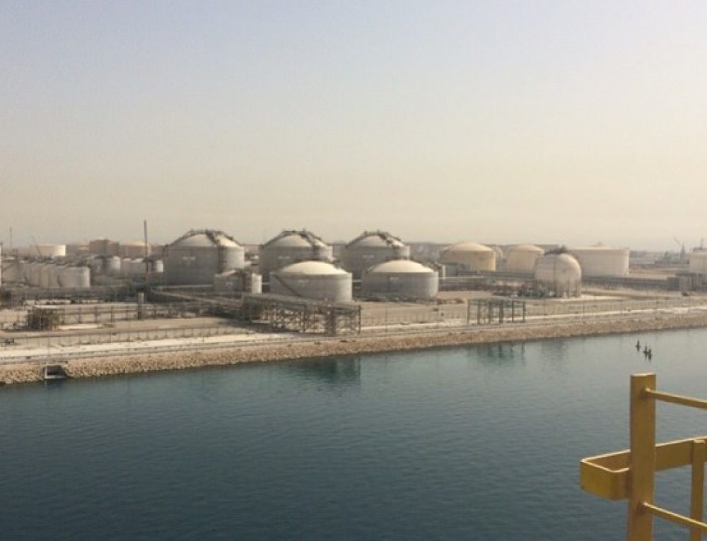 PCQ-2 Project for Jubail Chemical Storage and Services Company